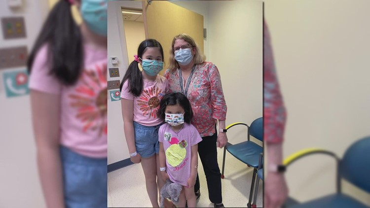 Bellevue family part of COVID-19 vaccine trial for kids under 12