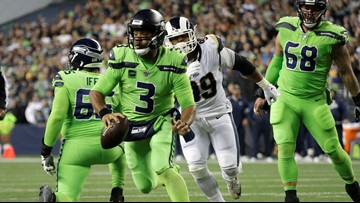 Watch Seahawks on KING 5 as they look to secure a playoff spot with a win over the Rams
