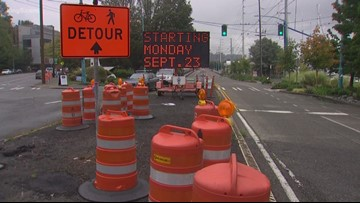 Next up for the Seattle Squeeze: Fairview Avenue bridge closing for 18 months