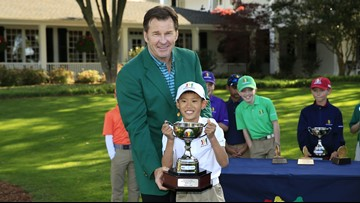 Nine-year-old Taighan Chea takes home winning title at nationwide junior golf competition