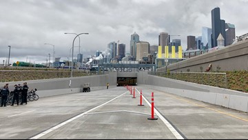 What you need to know to drive the Seattle tunnel