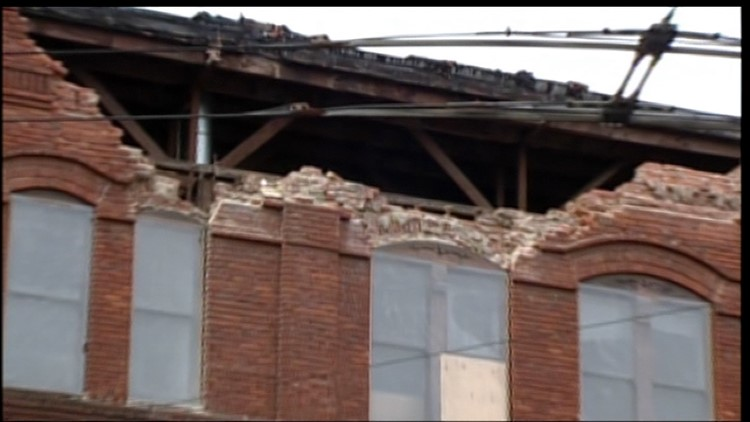 WATCH: Archive footage of 2001 Nisqually earthquake