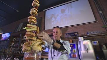Puyallup pub serves a sky-high Bloody Mary