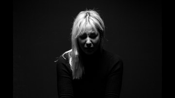 Suicide survivor shares Faces of Fortitude