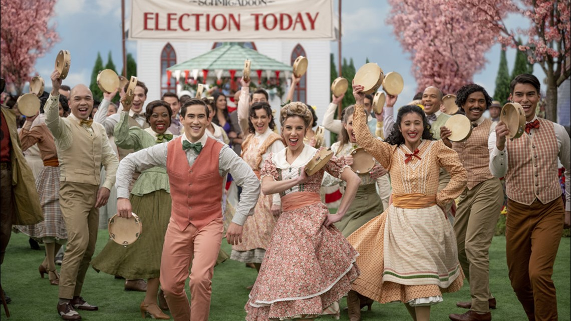 Musical parody series 'Schmigadoon!' stars Bainbridge Island native
