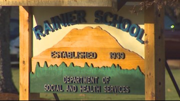 Feds threaten to pull $1 million a month from Rainier School
