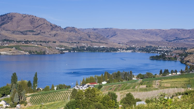 Human remains found on vacation rental property in Chelan County