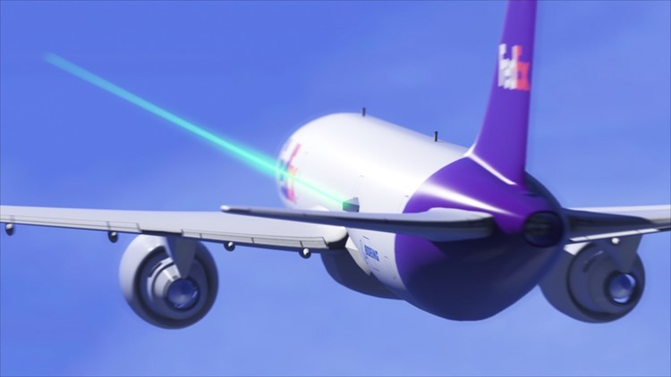 Promising technology can warn pilots when turbulence will hit