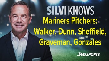 PODCAST | Silvi Knows: Mariners starting pitchers