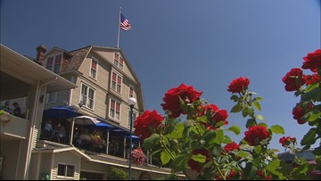 Campbell's Resort on Lake Chelan not only has the perfect location, but a rich history too