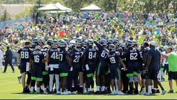 Recapping the Seahawks' first week of training camp