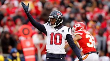 Cardinals deal for Texans WR DeAndre Hopkins