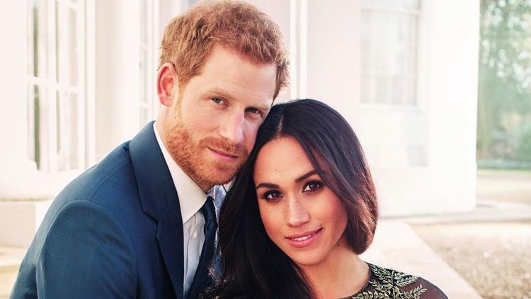 LATEST: Royal Wedding of Prince Harry and Meghan Markle