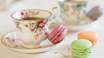 Look like a royal with your afternoon tea etiquette