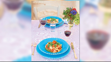 Find a taste straight from Italy in 'The Italian Table'