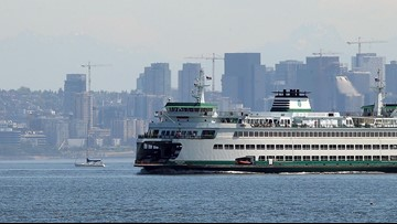 New ferry Suquamish could be delivered next week