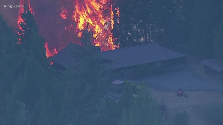 Washington DNR releases plan aimed at curbing number, intensity of wildfires