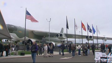 'Vets have made this a better country': Hundreds attend Vietnam veterans park dedication in Seattle