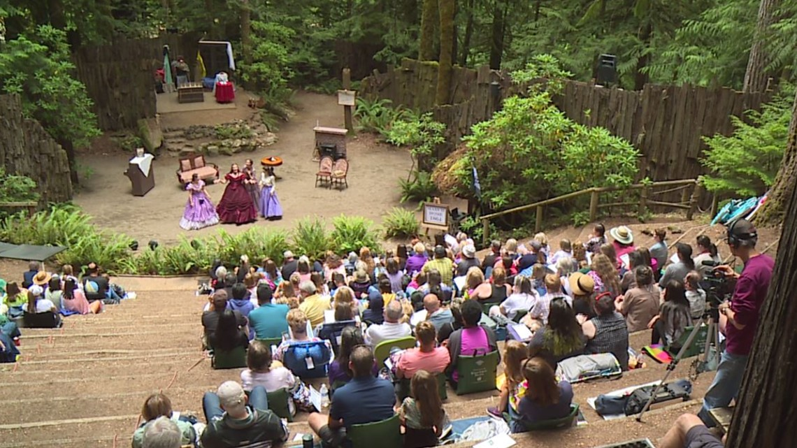 Kitsap Forest Theater: A timeless Northwest tradition