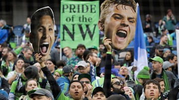 Seattle Sounders win 2nd MLS Championship with 3-1 victory over Toronto