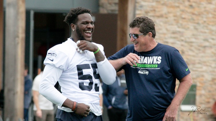While free safety Earl Thomas was a no-show for the start of Seattle Seahawks minicamp on Tuesday, both defensive end Frank Clark and cornerback Byron Maxell reported for duty.