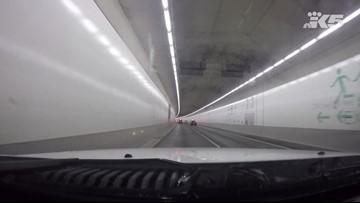 Seattle tunnel timelapse