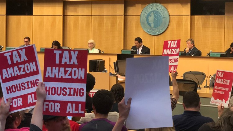 Lawsuit against Seattle over head-tax meetings will go to trial