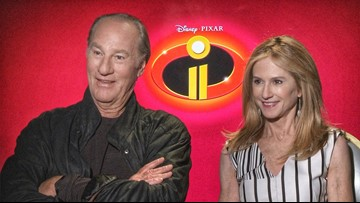The cast of Incredibles 2 talk about the much anticipated Disney sequel