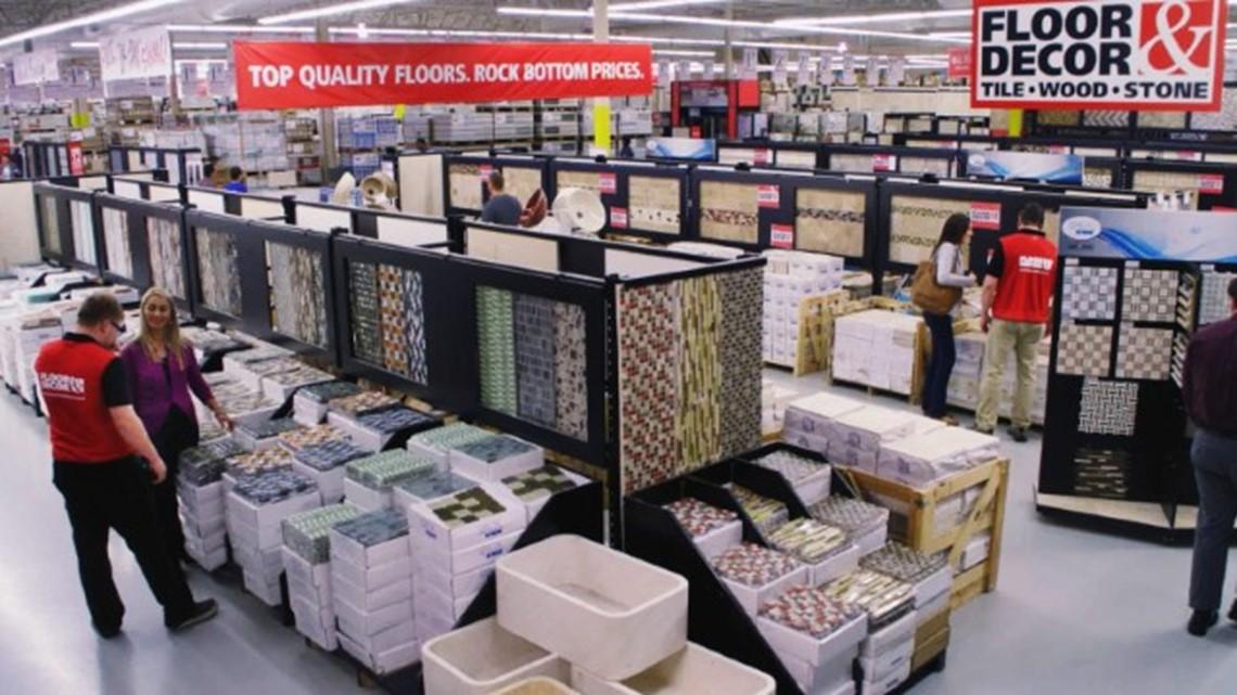 Tukwila S New Floor Decor Has 90 000