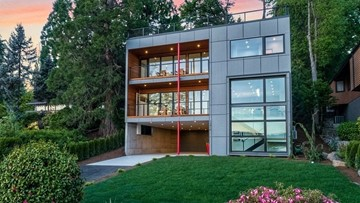 Kirkland contemporary for sale that won't leave you cold: Unreal Estate
