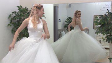 Tacoma bridal shop helps customers save money and save lives