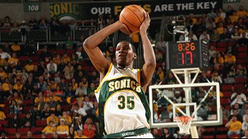 The Sonics left Seattle 10 years ago