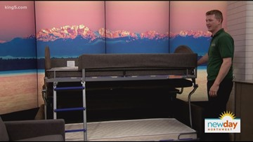 Check out these comfortable guest beds that double as functional furniture - New Day Northwest