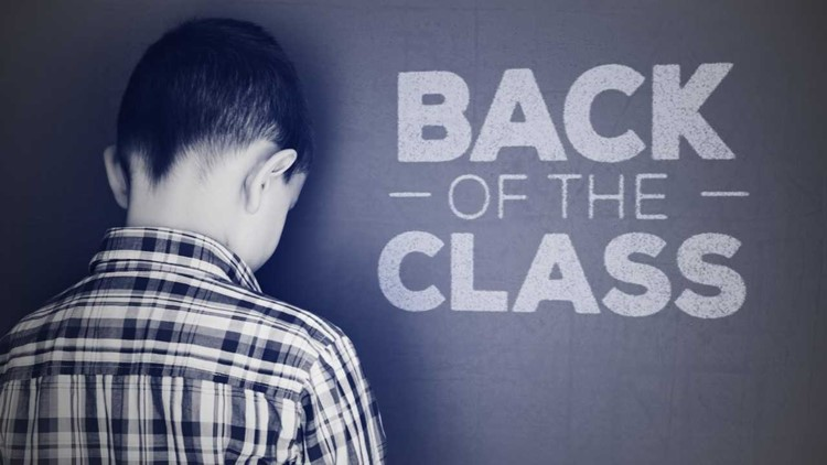 Investigation Students In Special Ed >> Back Of The Class An Investigation Into Wa S Special Ed Failures