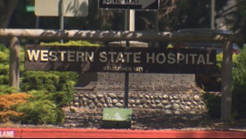 Nurse who lost part of ear in assault at Western State Hospital sues