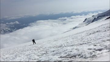 Ben There, Done That: Camp Muir at Mount Rainier