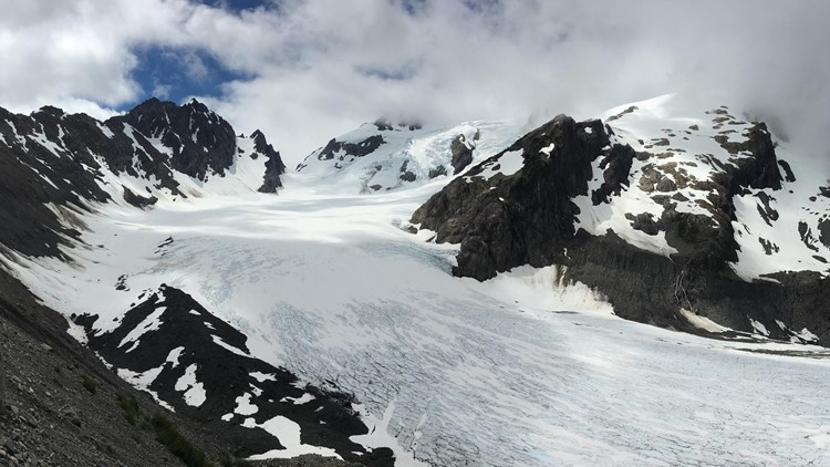 KING Blue Glacier Olympic National Park