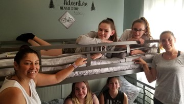 Girl Scout troop renovates room at Everett Gospel Mission