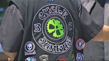 Tacoma bicycle club, Cycle Junkies, help build bikes for children with disabilities