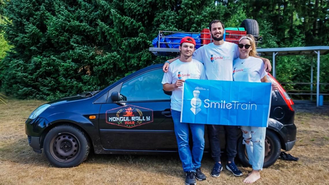 Seattle couple embarks on 10,000-mile trek through Europe, Asia