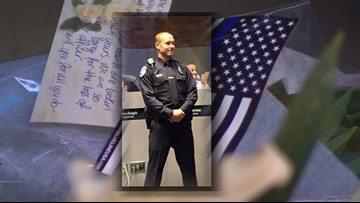 Bail set at $1 million for teen charged in death of Officer Diego Moreno