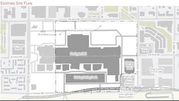 Northgate Mall developers plan radical redesign | king5 com