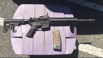 Suspect shot, killed by deputy in Kent was armed with AR-15