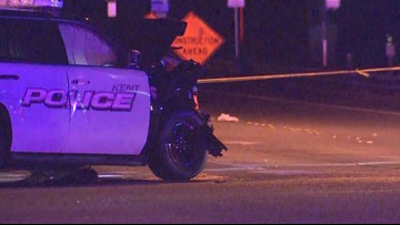 Two teen suspects enter pleas related to death of Kent police officer