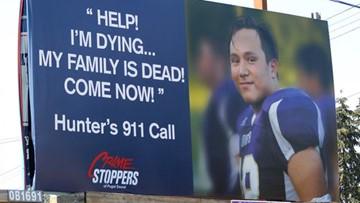 Victim's mother hopes billboard helps solve Seabeck quadruple murder