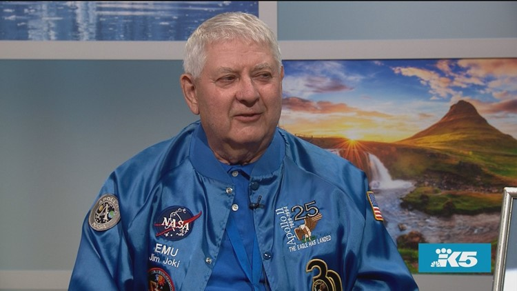 A conversation with the Seattle doctor who helped put the Apollo 11 team on the moon - New Day Northwest
