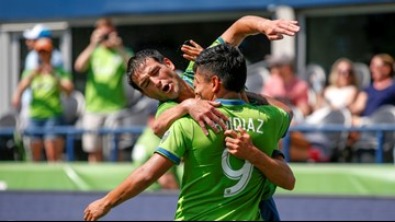 Sounders win 3rd straight knocking off New York City FC 3-1