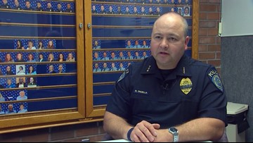 Kent police chief: Community support was 'immeasurable' after officer's death