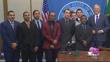 Young inmates help pass law that lets them stay in juvenile facility until 25