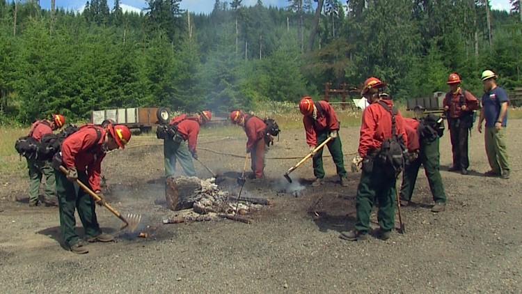 Washington state is expanding its inmate wildfire crews